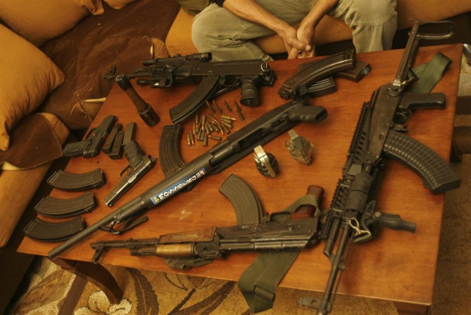 اللبنانيون... 9 عالمياً من حيث امتلاك السلاح