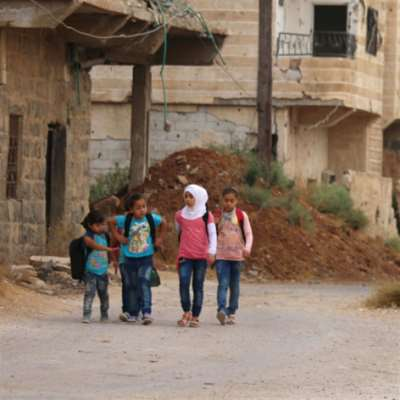سوريا: أخرجتهم الحرب من المدارس وأعادهم «المنهاج ب»