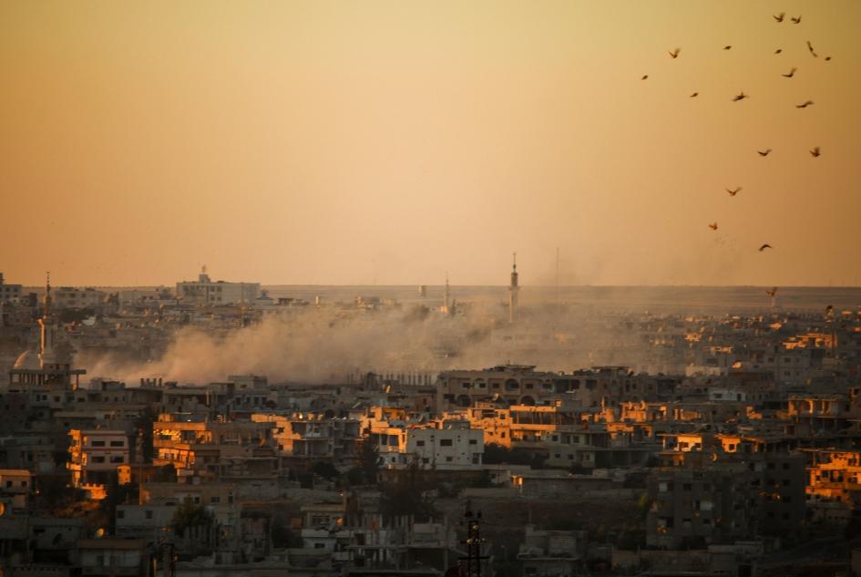 الجيش السوري يفتح محاور درعا: عزل الريف الشرقي يقترب