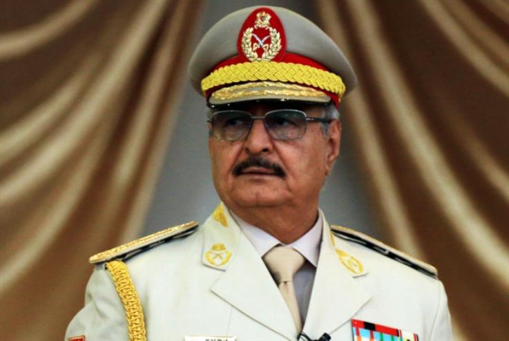 ليبيا | حفتر يتحدى: النفط لي!