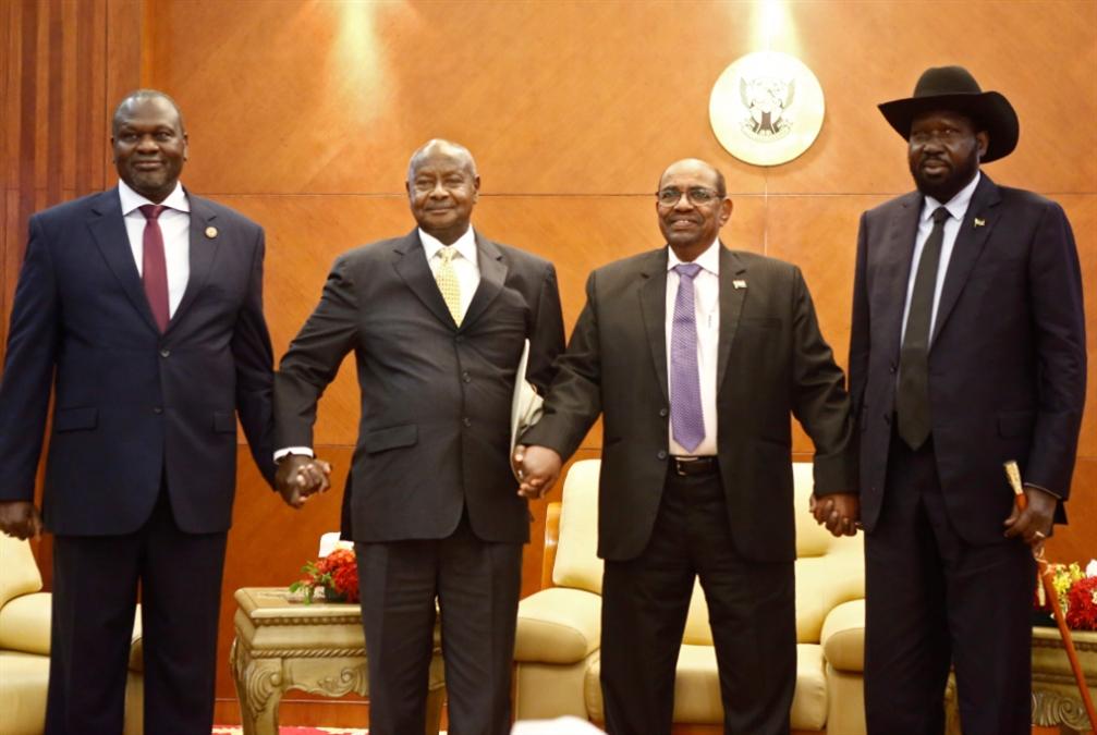 مفاوضات «الجنوب»  في الخرطوم: كير ومشار يوقّعان اتفاقاً اليوم؟