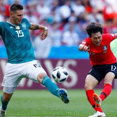 كوريا الجنوبية وألمانيا: 6 أرقام