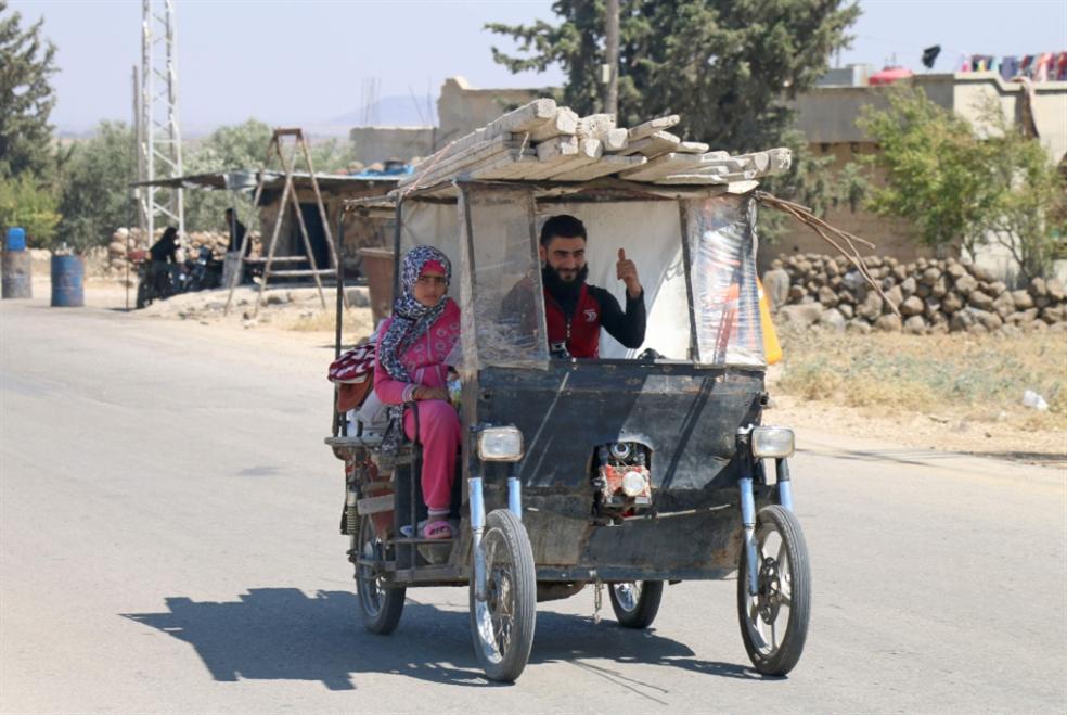 الجيش يتقدم شرق درعا... وحراك شعبي نحو «التسويات»