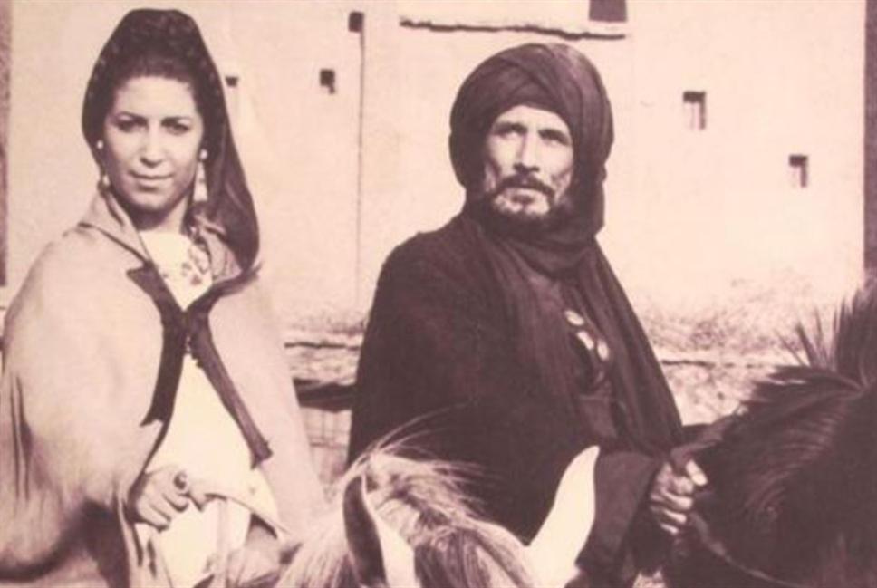 مصطفى العقاد ينبعث في بيروت