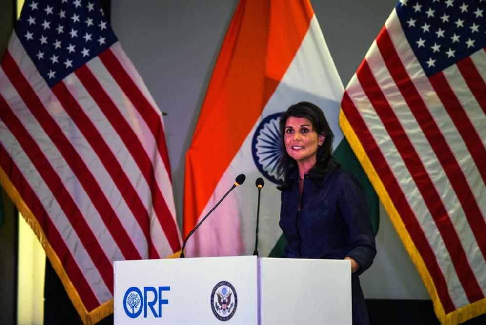 حرب أميركا النفطية: ملاحقة إيران إلى الهند