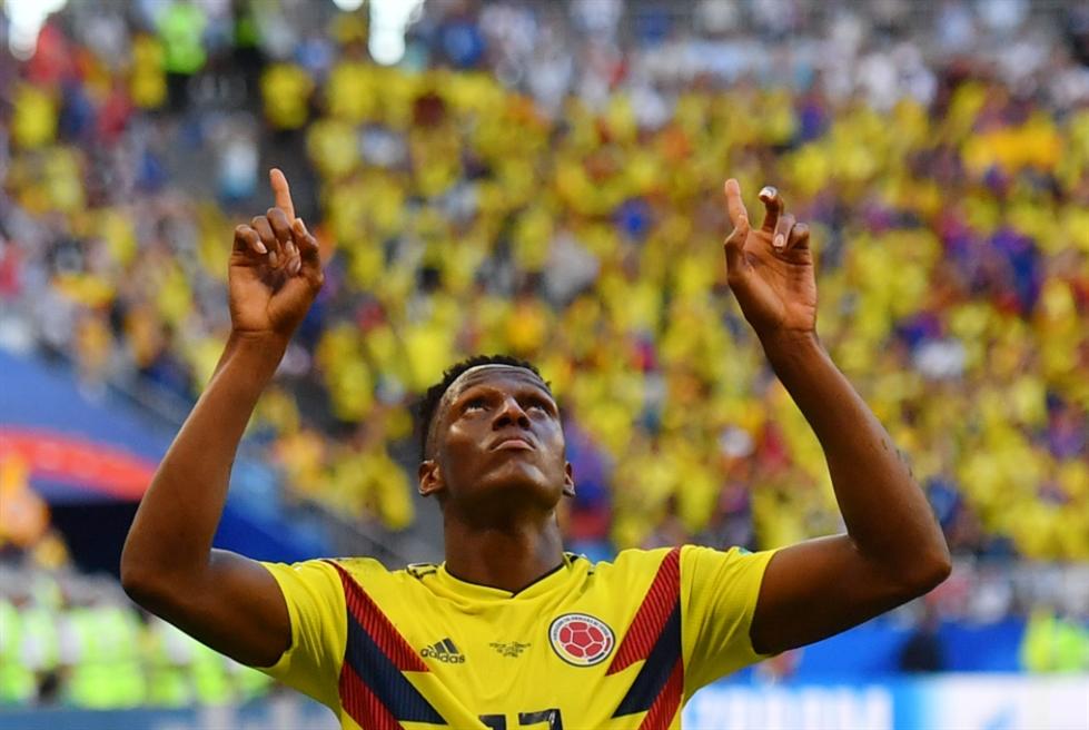 كولومبيا تُقصي «أفريقيا» من المونديال