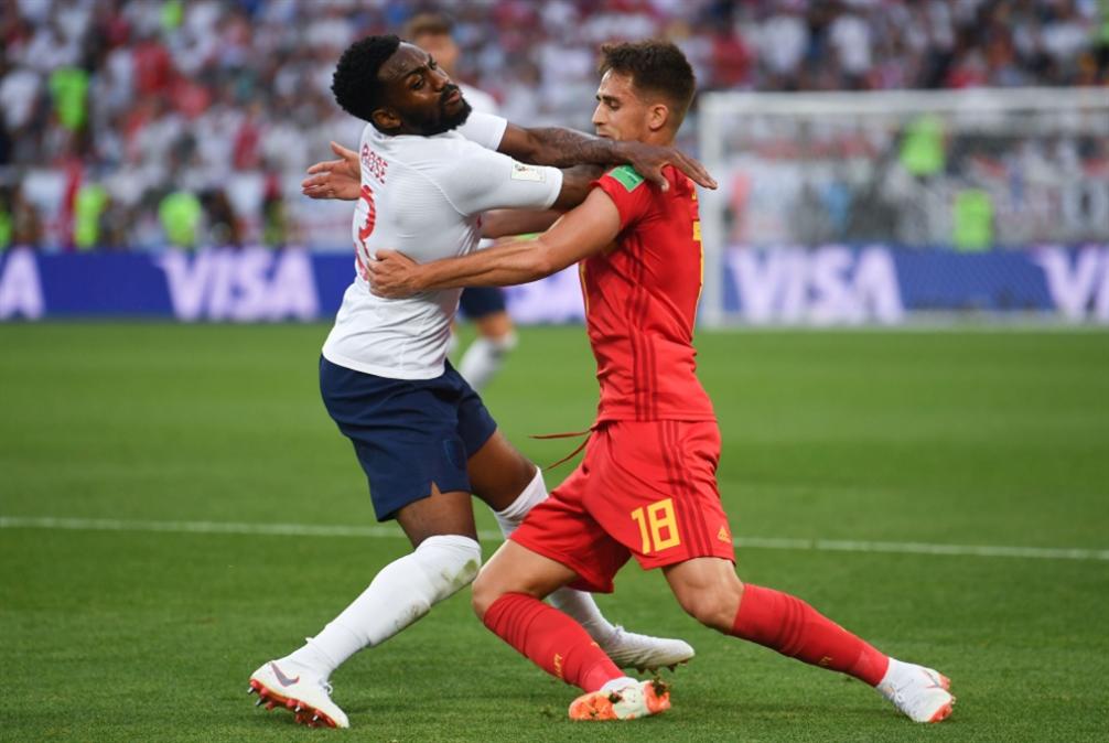 بلجيكا «الشجاعة» لملاقاة اليابان في الدور الثاني