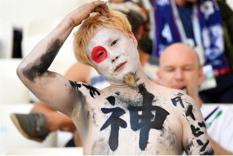 اليابان تتأهل باللعب (غير) النظيف!