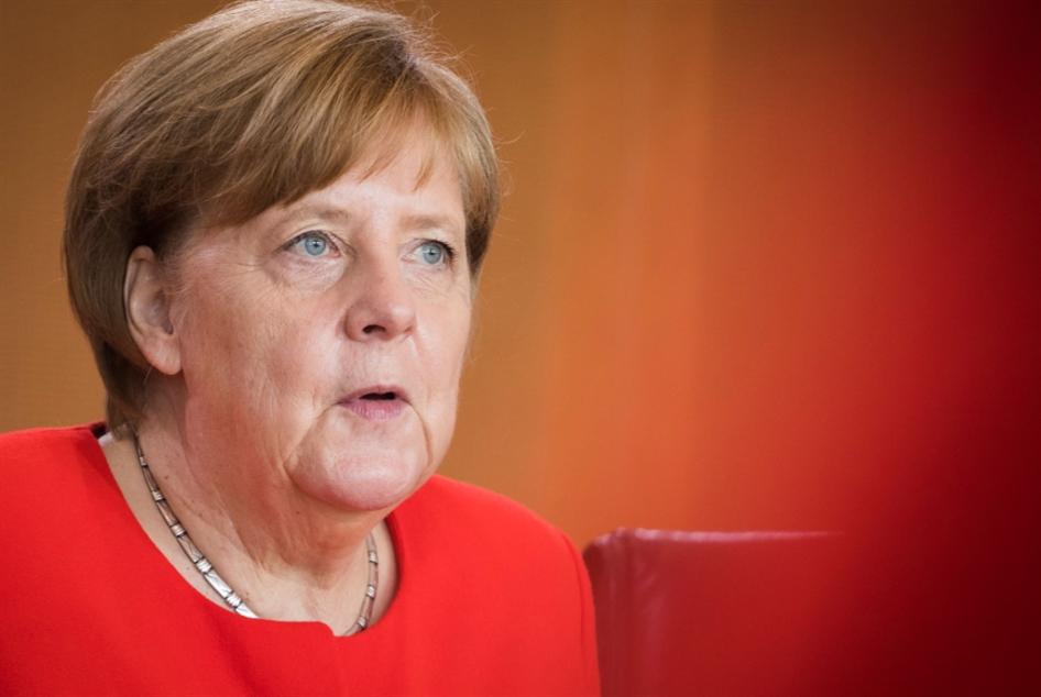 ميركل لماكرون: «إصلاح أوروبا» بشروط برلين
