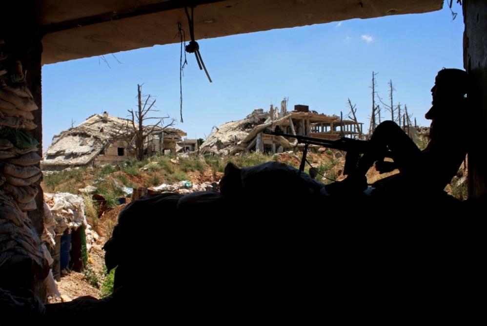 العمليّة السياسيّة في سوريا: «أمام سِرْ»