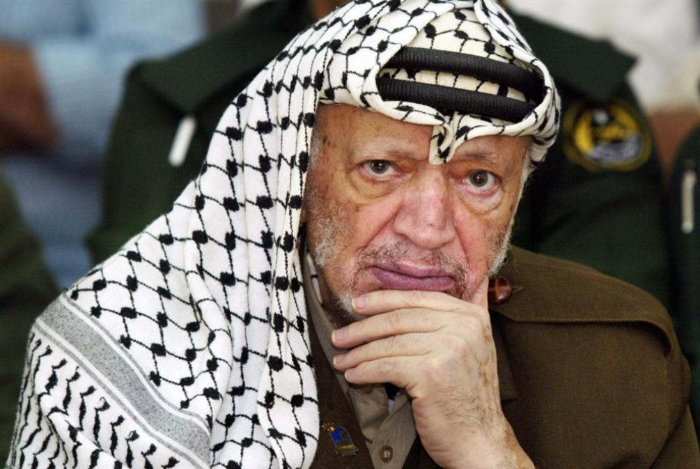 انتقام ياسر عرفات