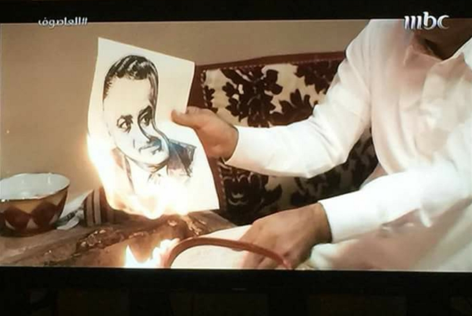 غضب في مصر: «العاصوف» السعودي أحرق عبد الناصر