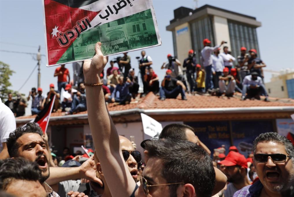 احتجاجات الأردن: هجمات بلا رأس حربة