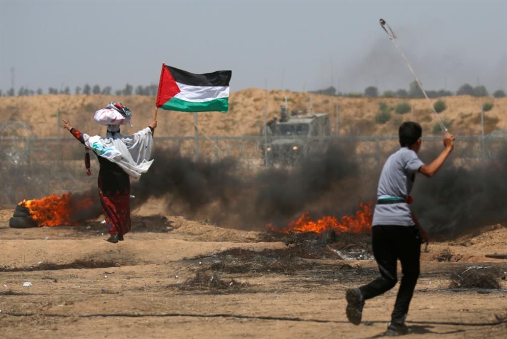 «يوم القدس» مختلفاً في غزة: إحياء الذكرى بالمواجهات