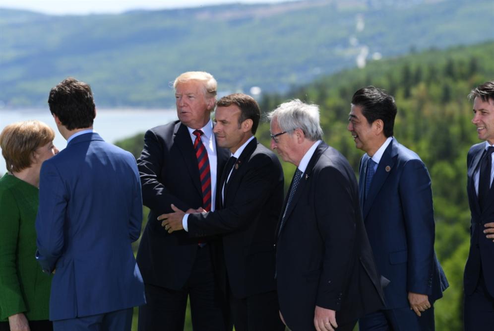 ترامب يُربك «السبع»: زوبعة روسيّة قبل التجارة