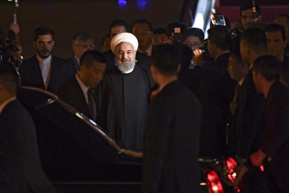 قمة إيرانية ــ روسية ــ صينية لـ«حماية الاتفاق» النووي