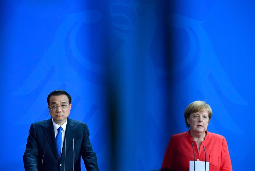 برلين تستقبل الصينيين: «عدو ترامب صديقي؟»