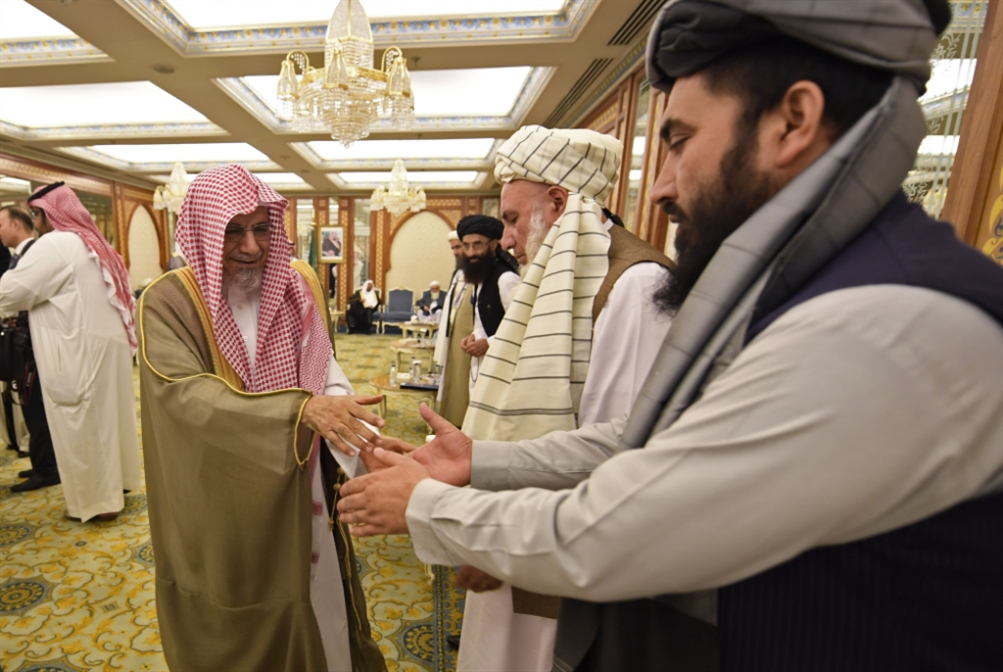 «مؤتمر جدة»: السعودية بديلاً لقطر في أفغانستان؟
