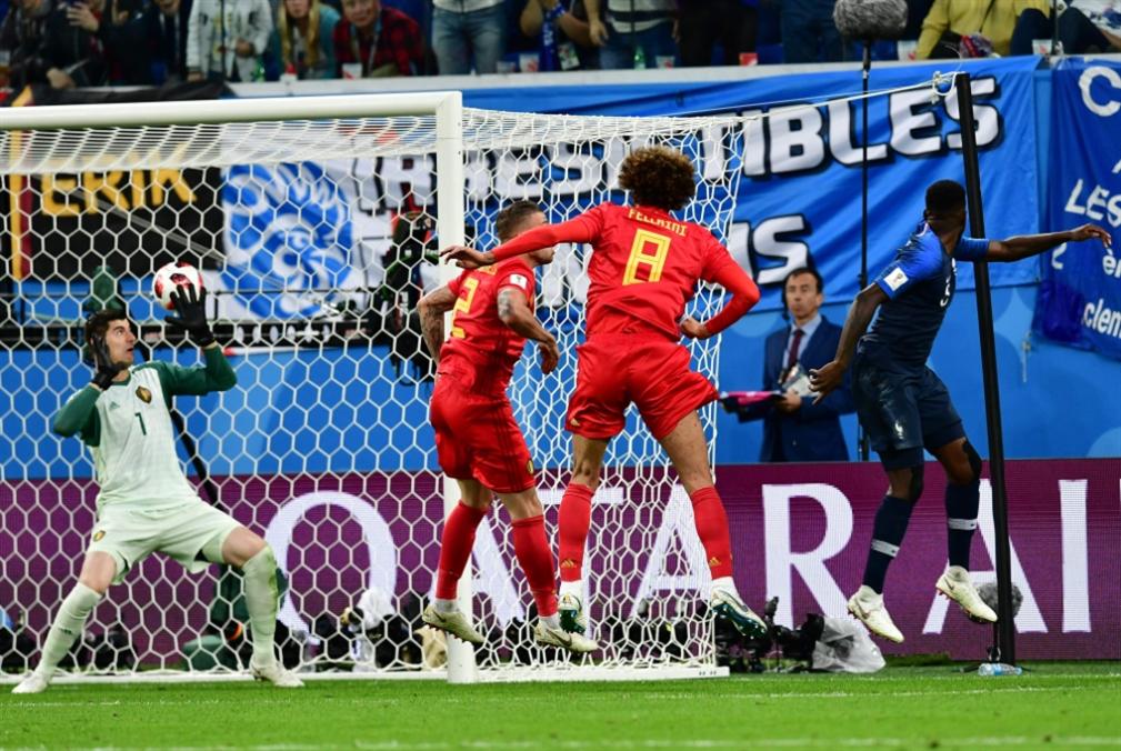 فرنسا تتخلص من كابوس بلجيكا وتبلغ النهائي