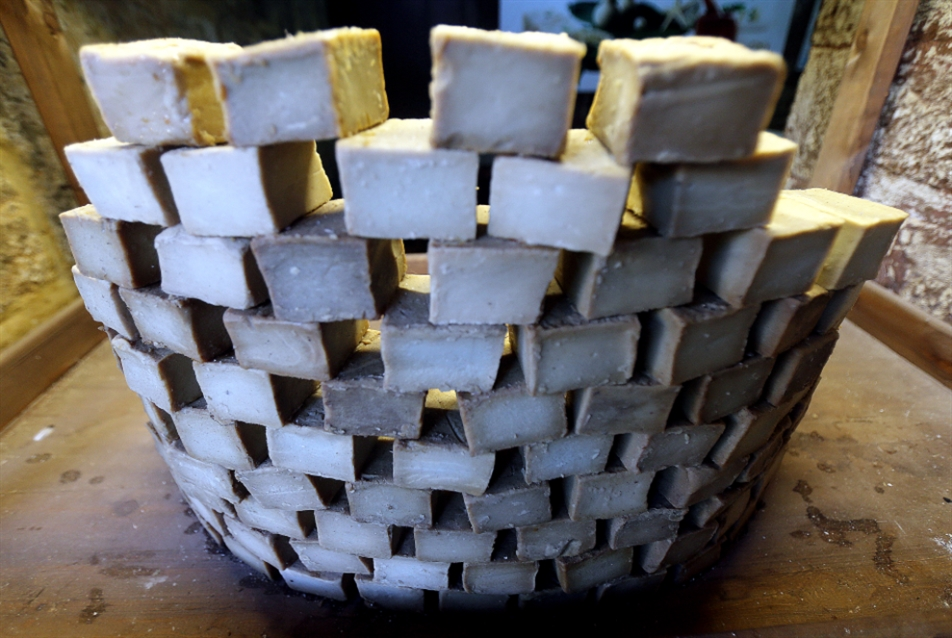 Eco soap لإعادة تدوير الصابون