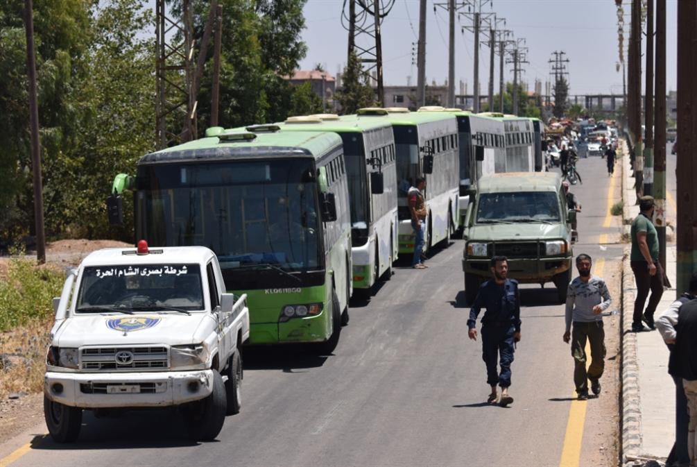 أحياء درعا الجنوبية تدخل «التسويات»: معركة «جيش خالد» تقترب