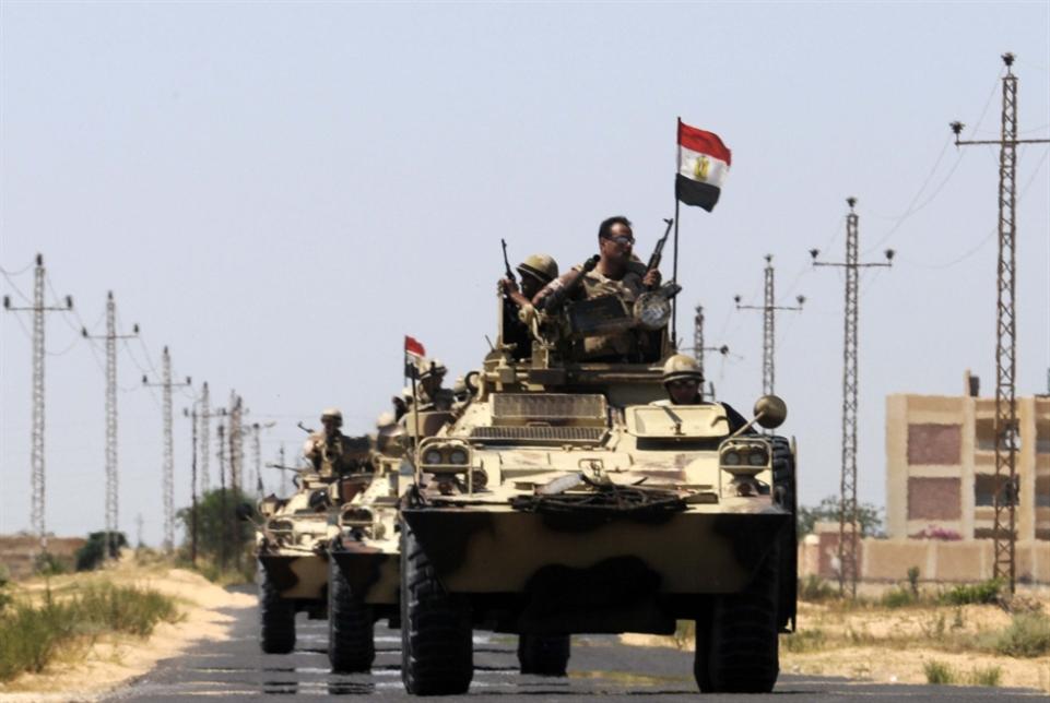 الجيش يبرّر تأخير «سيناء 2018»