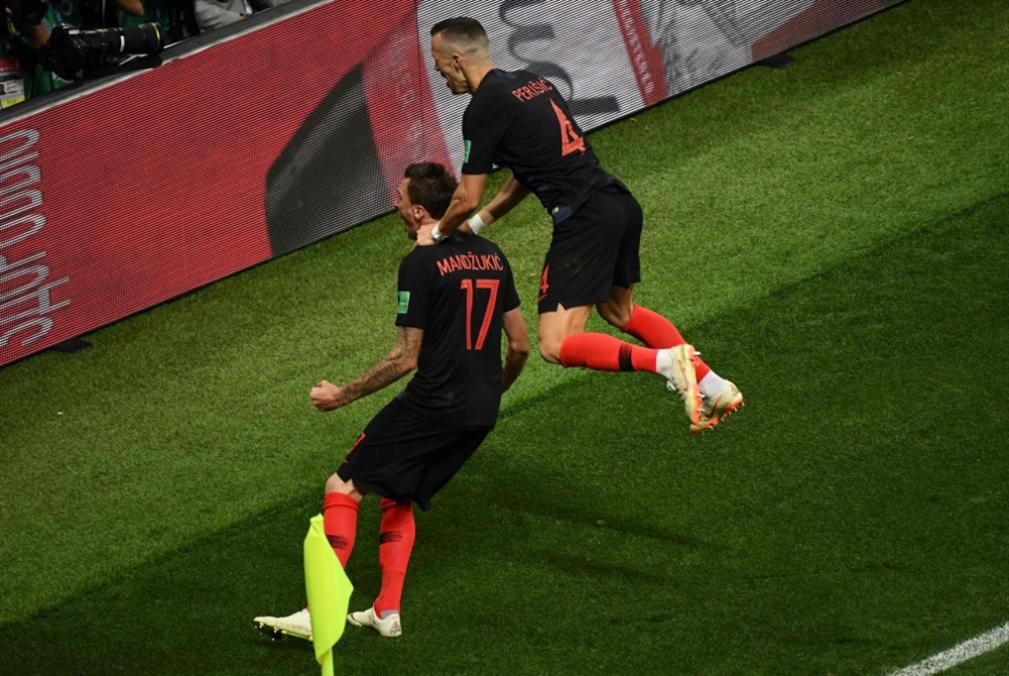 جلّادو كرواتيا يروّضون أسود إنكلترا ويبلغون النهائي