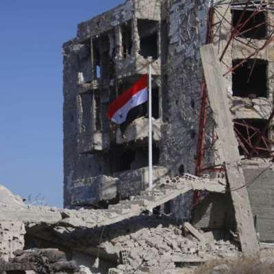 الجيش يدخل كامل أحياء مدينة درعا