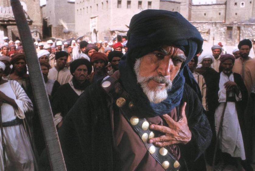 مصطفى العقاد يعود بـ «مباركة» خليجية: «الرسالة» في قلب حروب الايديولوجيا