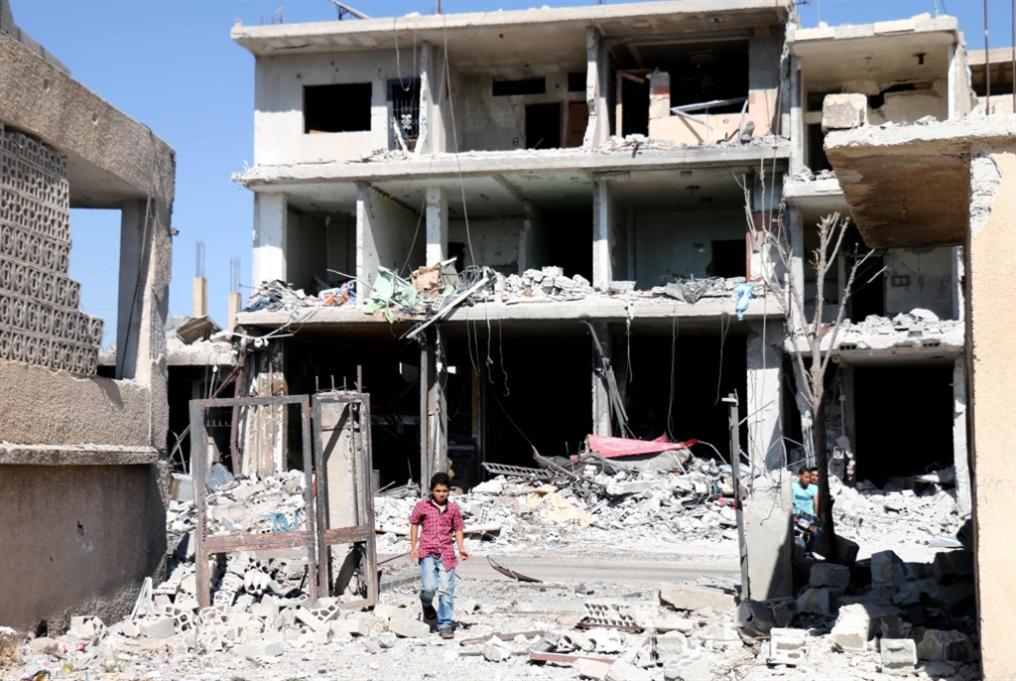 ريف البوكمال: مجزرة جديدة للتحالف!