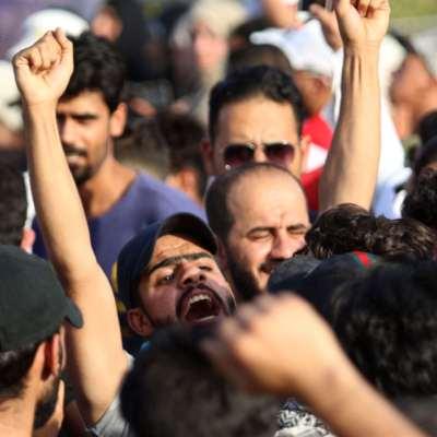السيستاني يدعم تظاهرات الجنوب... والعبادي يفشل في احتوائها