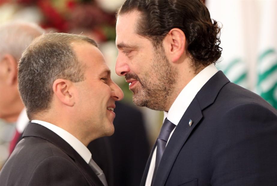عقدة باسيل تتفاقم:  جمود مع الحريري يعرقل الحكومة