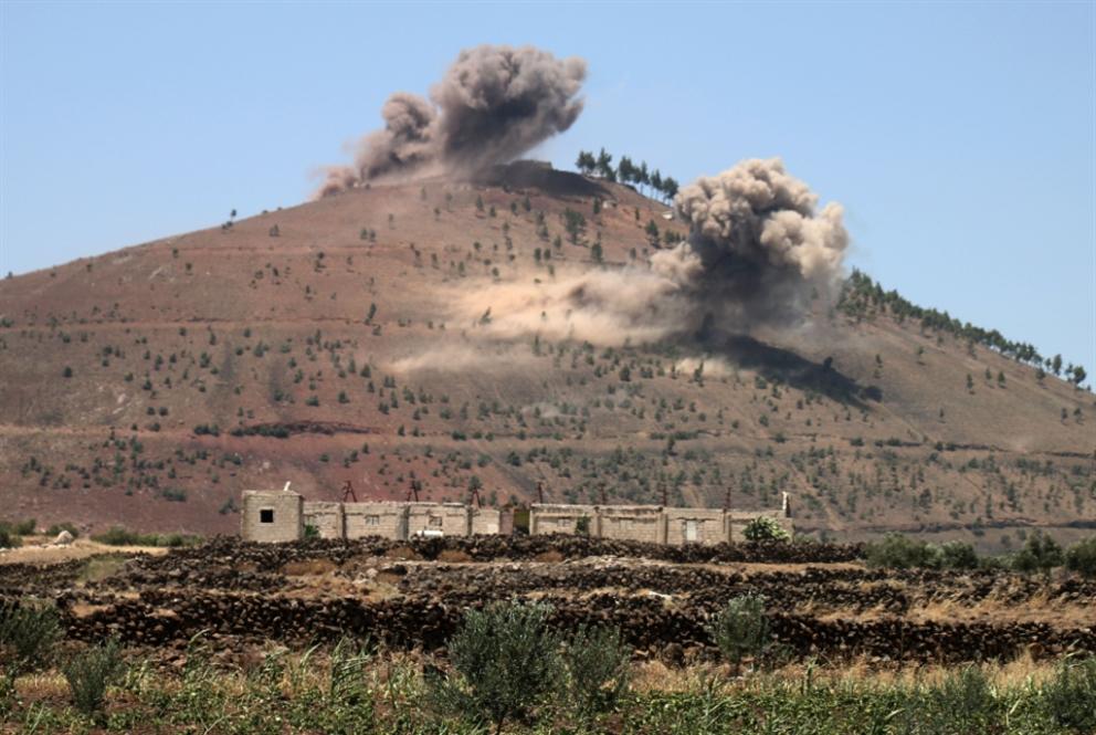 معارك القنيطرة: عزل الحدود... وإغلاق ملف «النصرة» في الجنوب
