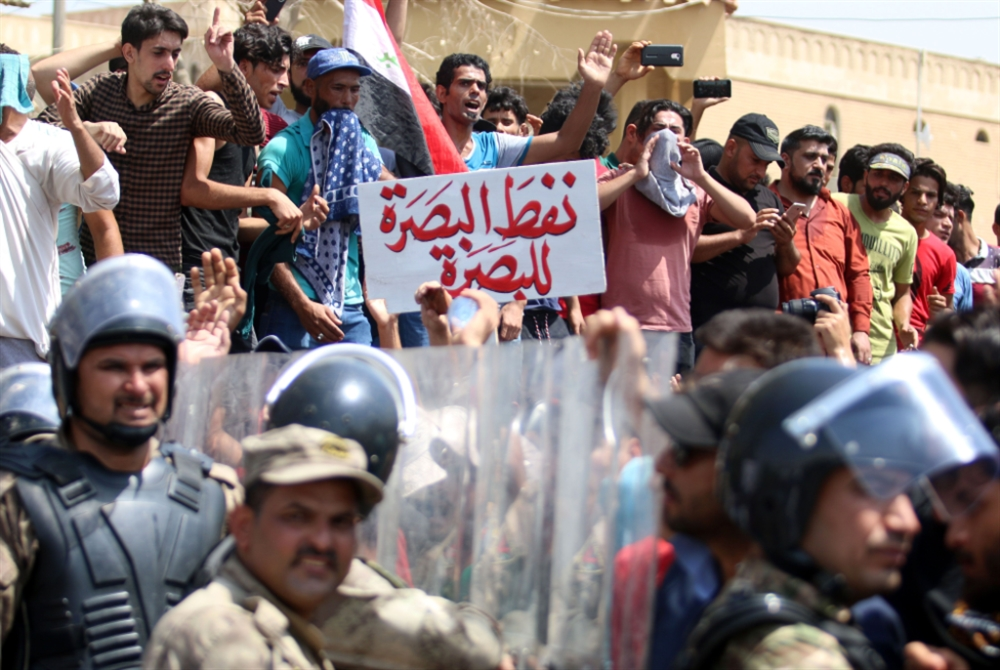 احتجاجات الجنوب: اختبار جديد لحكومة العبادي... وإيران؟