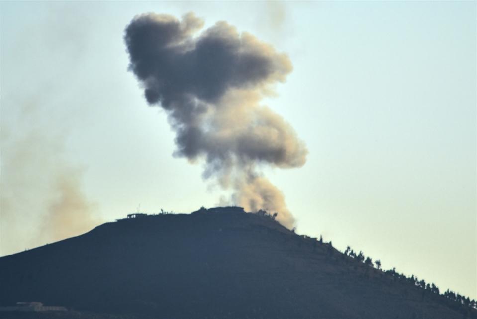 الجيش السوري يقترب من الحدود مع الجولان