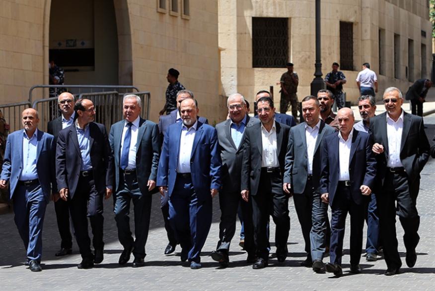 المجلس النيابي يتخطى التعثّر الحكومي: اللجان إلى التأليف والعمل