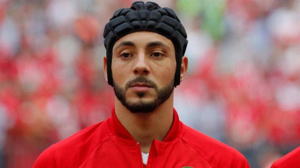 صورة المغربي أمرابط إلى النصر السعودي