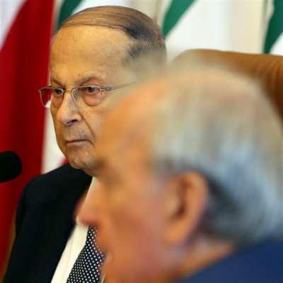 عون: الحوار مع سوريا منتظم