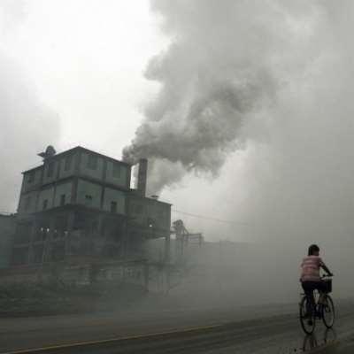 مستويات غاز الـ«أوزون» في الصين... قياسية!