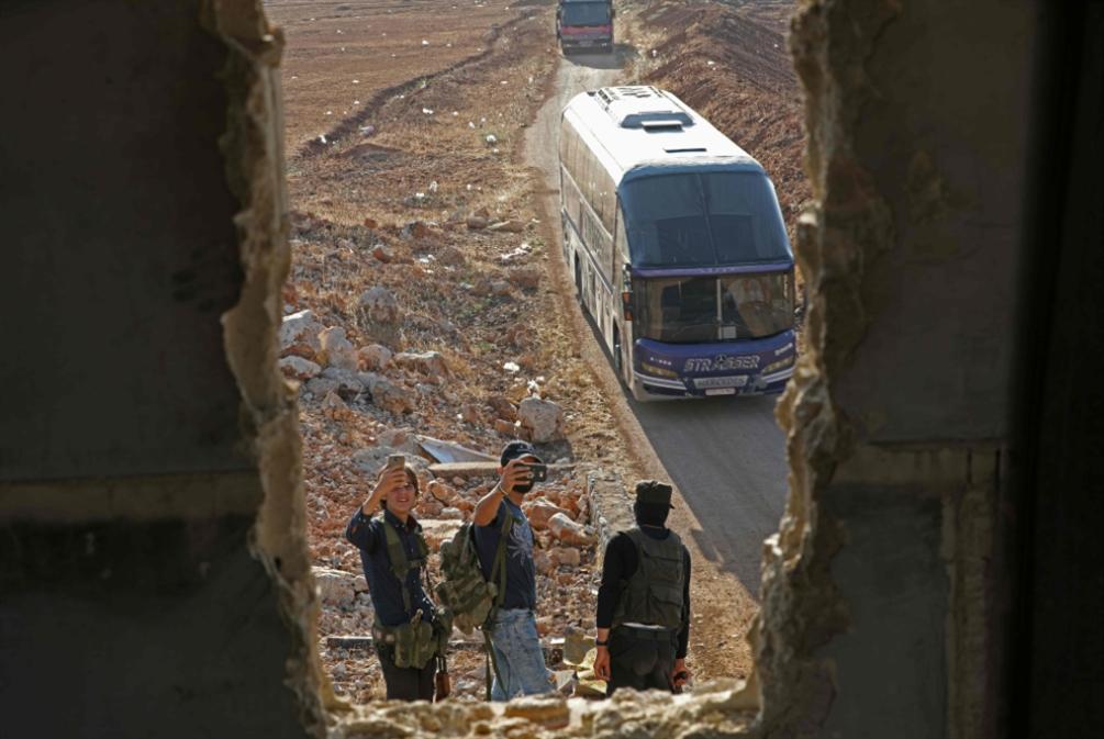 الجيش يستعيد غالبية محافظة درعا: اتفاق كفريا والفوعة انطلق