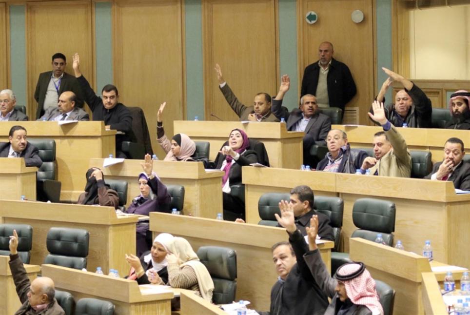 الأردن | مجلس النواب: ديكور الثقة للحكومة!