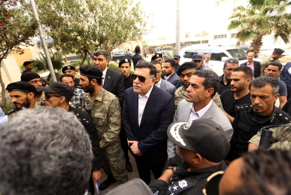 حسابات السياسة تحبط تظاهرات طرابلس