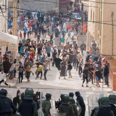 احتجاجات المغرب: اصمتوا... الأمن أولاً