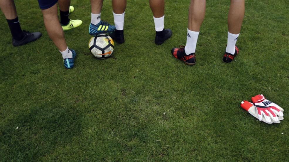 صورة الحِِرمان يقضي على كرة القدم  أيضاً... النبي شيت نموذجاً