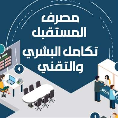 مصرف المستقبل: تكامل البشري  والتقني