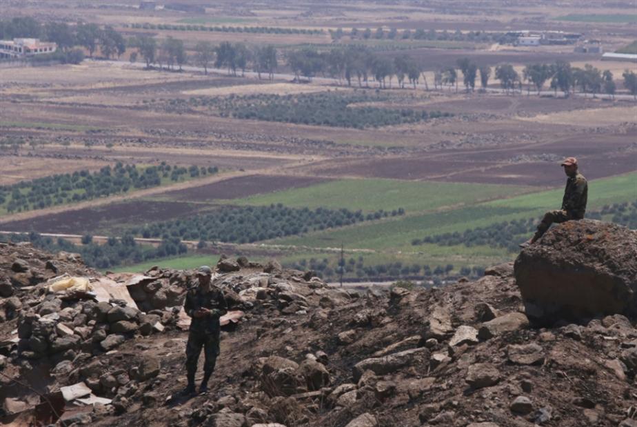 تصعيد ضد «داعش» في وادي اليرموك