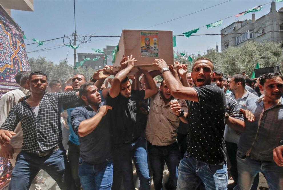 ملادينوف «مكوك» رسائل بين «حماس» وإسرائيل