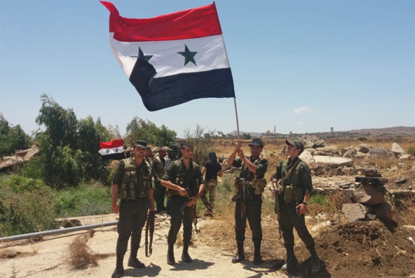 «قسد» في دمشق لإجراء محادثات