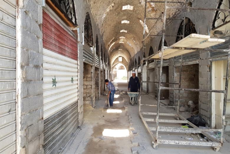 حمص: كسب الأرزاق... بعد قطع الأعناق