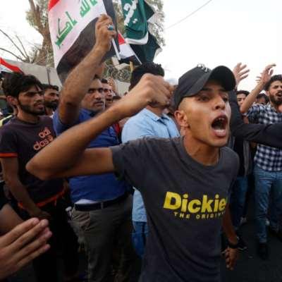 إقالة وزير الكهرباء وسط تواصل الاحتجاجات